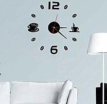 ZYUEER Horloge Murale Muette Pendule Murale De