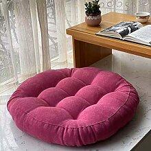 ZZeng RS Galette de chaise de jardin ronde, 8 cm
