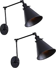 Zziyj American Style Vintage Wall Sconce Lights 1