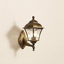 Zziyj Lampe De Patio En Fonte Européenne