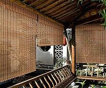 ZZRS Rideau anti-mildiou de bambou extérieur