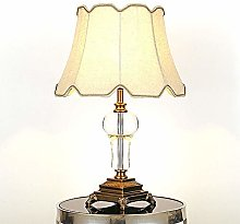 Zzyff Lampe de Bureau Lampe de Table Alliage de