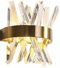 zZZ Lampe en Cristal De Vie Lampe Murale Chambre