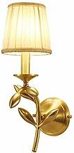 zZZ Mur Backdrop Chambre Lampe De Chevet Simple